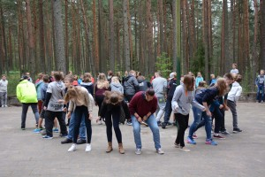 Bendruomeniskumo stovykla (1)
