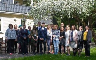 Susitikimas su GBR ambasadore Lietuvoje